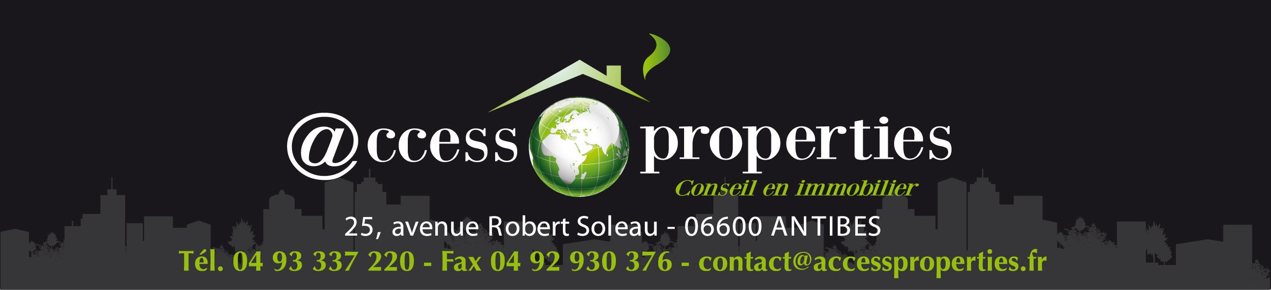 access properties contact